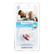 Produktbild Dentistar BS Silikon ohne Ring Babys mit Zähnen