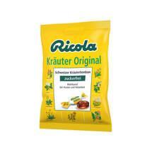 Produktbild Ricola ohne Zucker Kräuter Bonbons