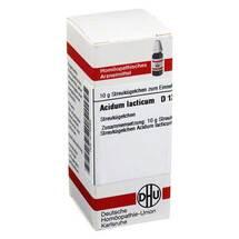 Produktbild Acidum lacticum D 12 Globuli