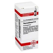 Produktbild Thyreoidinum D 4 Globuli
