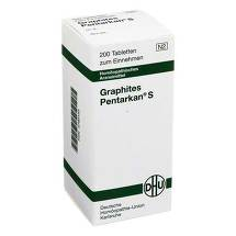 Produktbild Graphites Pentarkan S Tabletten