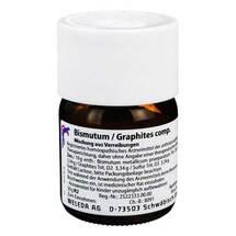 Produktbild Bismutum Graphites comp. Trituration