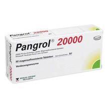 Pangrol 20000 magensaftresistente Tabletten
