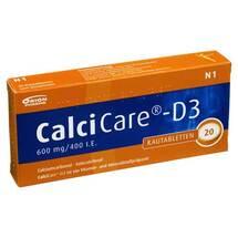 Calcicare D3 Kautabletten Erfahrungen teilen