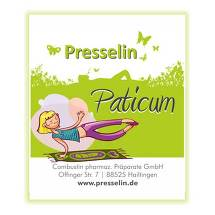 Produktbild Presselin Paticum Presslinge