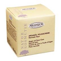 Produktbild Arganöl Pflegecreme Argandor