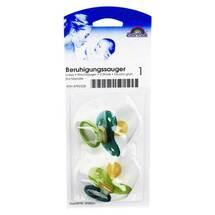 Produktbild Beruhigungssauger Kirsche Latex 0 - 6 M.bicol.grün