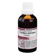 Produktbild Carduus marianus Urtinktur