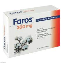 Produktbild Faros 300 mg überzogene Tabletten
