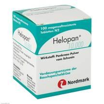 Helopan 10.000 magensaftresistente Tabletten