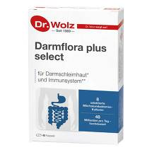 Produktbild Darmflora plus select Kapsel