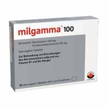 Produktbild Milgamma 100 mg überzogene Tabletten