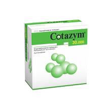 Cotazym 30.000 Pellets magensaftresistente Kapseln