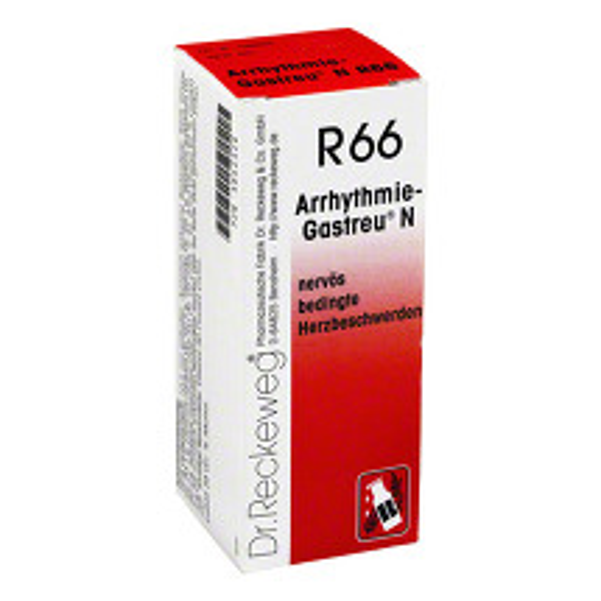 Produktbild Arrhythmie-Gastreu N R 66 Tropfen zum Einnehmen