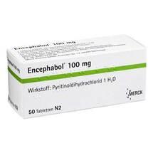 Produktbild Encephabol 100 mg überzogene Tabletten