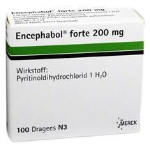 Produktbild Encephabol forte 200 mg überzogene Tabletten