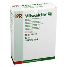Produktbild Vliwaktiv AG 10x10cm Aktivko