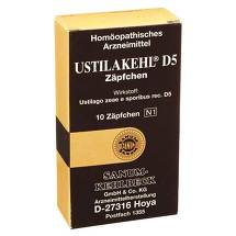Produktbild Ustilakehl D 5 Suppositorien