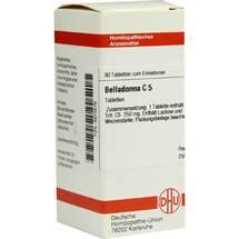Produktbild Belladonna C 5 Tabletten