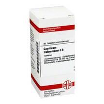 Produktbild causticum Hahnemanni C 6 Tabletten