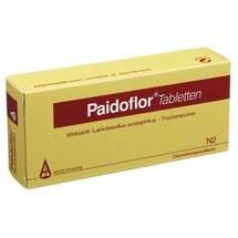 Produktbild Paidoflor Kautabletten