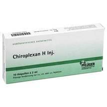 Produktbild Chiroplexan H Injektion
