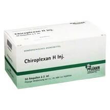 Chiroplexan H Injektion