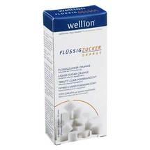 Produktbild Wellion Flüssigzucker Orange Beutel
