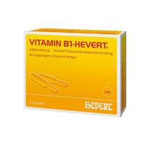 Produktbild Vitamin B1 Hevert Ampullen