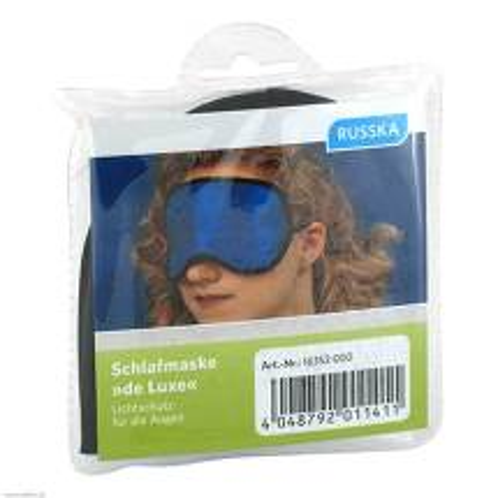 Produktbild Schlafmaske de Luxe