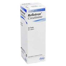 Produktbild Reflotron Creatinin Teststre