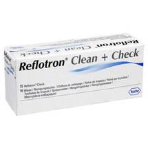 Reflotron Clean + Check 15Tests + 16 Tücher
