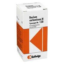 Produktbild Synergon 138 Barium carbonicum N Tabletten