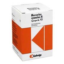 Synergon 43 Mercurius cyanatus N Tabletten