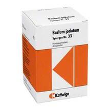 Produktbild Synergon 33 Barium jodatum Tabletten