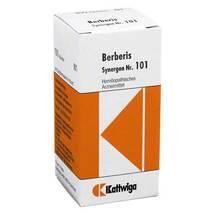 Produktbild Synergon 101 Berberis Tabletten