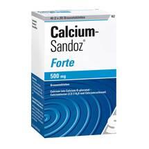 Produktbild Calcium Sandoz forte Brausetabletten