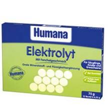 Humana Elektrolyt Fenchel Pulver