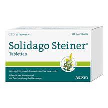 Produktbild Solidago Steiner Tabletten