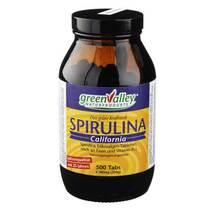 Produktbild Spirulina Earthrise Tabletten