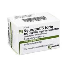 Produktbild Neurotrat S forte Filmtabletten