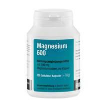 Produktbild Magnesium 600 Kapseln