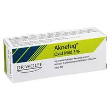 Produktbild Aknefug oxid mild 3% Gel