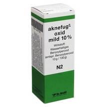 Produktbild Aknefug oxid mild 10% Gel