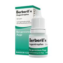 Produktbild Berberil N Augentropfen