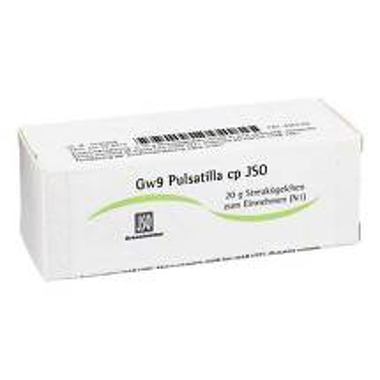 Produktbild JSO JKH Gewebemittel Gw 9 Pulsatilla cp Globuli
