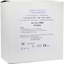 Produktbild PEG Verbandstoffe 7,5x7,5cm
