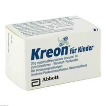 Produktbild Kreon für Kinder Granulat
