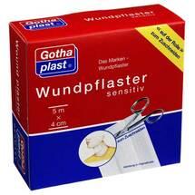 Gothaplast Wundpflaster sensitiv 4 cm x 5 m