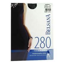 Produktbild Belsana glamour AT 280 d.norm.M schwarz mit Spitze